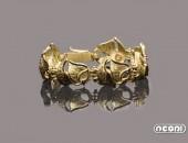 Bracciale oro giallo | Negri Gioielli Roma 100% Artigianali | handmade jewellery