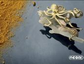 Spilla oro giallo con quarzo | Negri Gioielli Roma 100% Artigianali | handmade jewellery