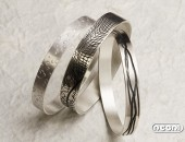 Bracciali argento | Negri Gioielli Roma 100% Artigianali | handmade jewellery