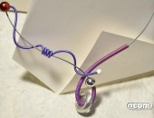 Girocollo argento e titanio con agate | Negri Gioielli Roma 100% Artigianali | handmade jewellery