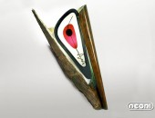 Lampada scultura | Negri Gioielli Roma 100% Artigianali | handmade jewellery