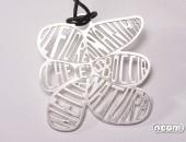 Girocollo con pendente argento | Negri Gioielli Roma 100% Artigianali | handmade jewellery