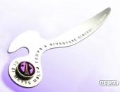 Tagliacarta argento artigianale | Negri Gioielli Roma | handmade jewellery