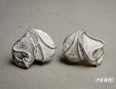 Orecchini argento | Negri Gioielli Roma 100% Artigianali | handmade jewellery
